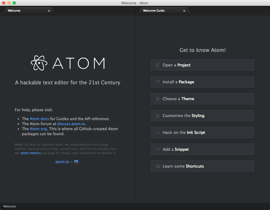Atom Code Editor – How You Can Use It in Your Office