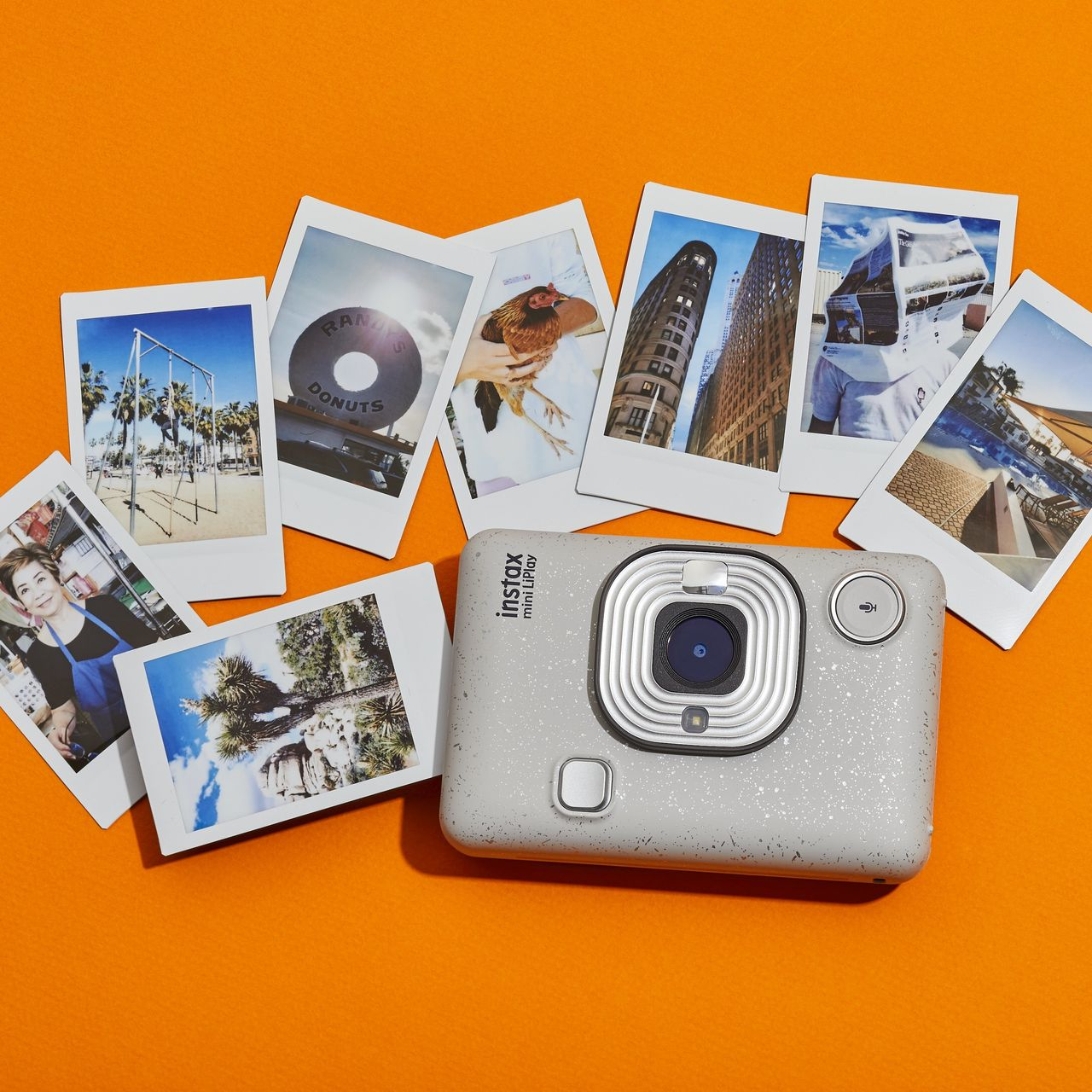 An Instant Camera Can Save You Time, Money and Stress
